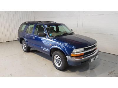 Image of 2000 Chevrolet Blazer 4WD 4300cc Petrol Automatic 4 Speed 5 Door Estate