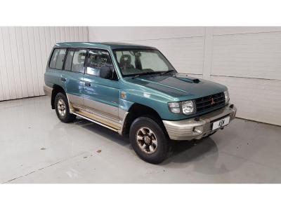 Image of 1998 Mitsubishi Shogun GLS 2835cc Turbo Diesel Manual 5 Speed 5 Door 4x4