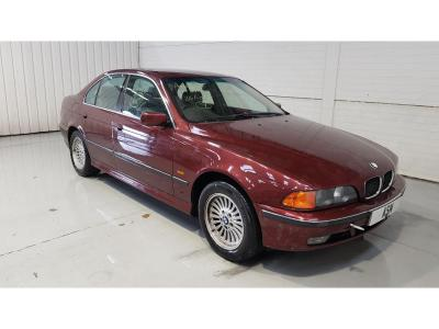 Image of 2000 BMW 5 Series 520I SE 1991cc Petrol Automatic 5 Speed 4 Door Saloon