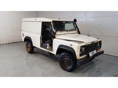 Image of 1991 Land Rover Defender 110 TDI 2495cc Diesel Manual 5 Speed 3 Door 4x4