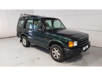 Image of 2001 Land Rover Discovery E 5 Seat 2495cc Turbo Diesel Manual 5 Speed 5 Door 4x4