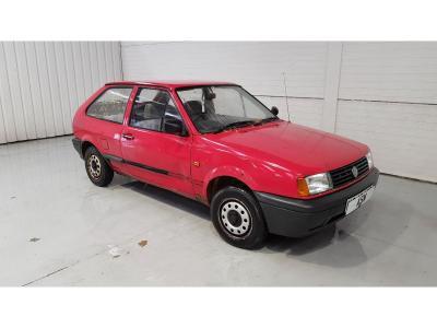 Image of 1993 Volkswagen Polo CL COUPE 1043cc Petrol Manual 4 Speed 3 Door Hatchback