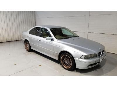 Image of 2002 BMW 5 Series 520i SE 2171cc Petrol Manual 5 Speed 4 Door Saloon