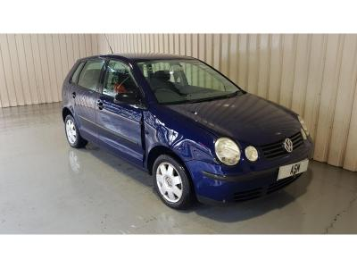 Image of 2004 Volkswagen Polo Twist 1390cc Petrol Automatic 4 Speed 5 Door Hatchback