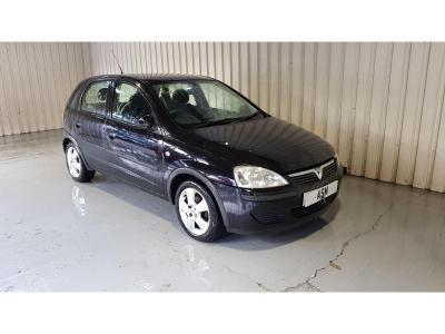 Image of 2004 Vauxhall Corsa Energy 1199cc Petrol Manual 5 Speed 5 Door Hatchback
