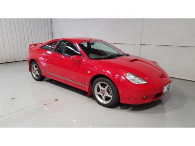 Image of 2001 Toyota Celica 1794cc Petrol Manual 6 Speed 3 Door Coupe