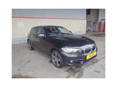 Image of 2019 BMW 1 SERIES 116D SPORT 1496cc TURBO DIESEL MANUAL 5 DOOR HATCHBACK