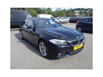 Image of 2012 BMW 5 SERIES 525D M SPORT 1995cc TURBO DIESEL AUTOMATIC 4 DOOR SALOON