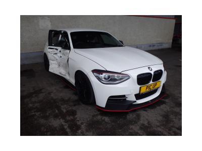 Image of 2013 BMW 1 SERIES 114D SPORT 1598cc TURBO DIESEL MANUAL 5 DOOR HATCHBACK