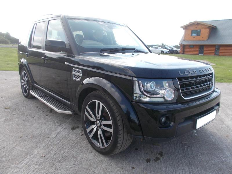 2010 LAND ROVER DISCOVERY 4 TDV6 HSE 2993cc TURBO DIESEL AUTOMATIC 6 Speed Estate