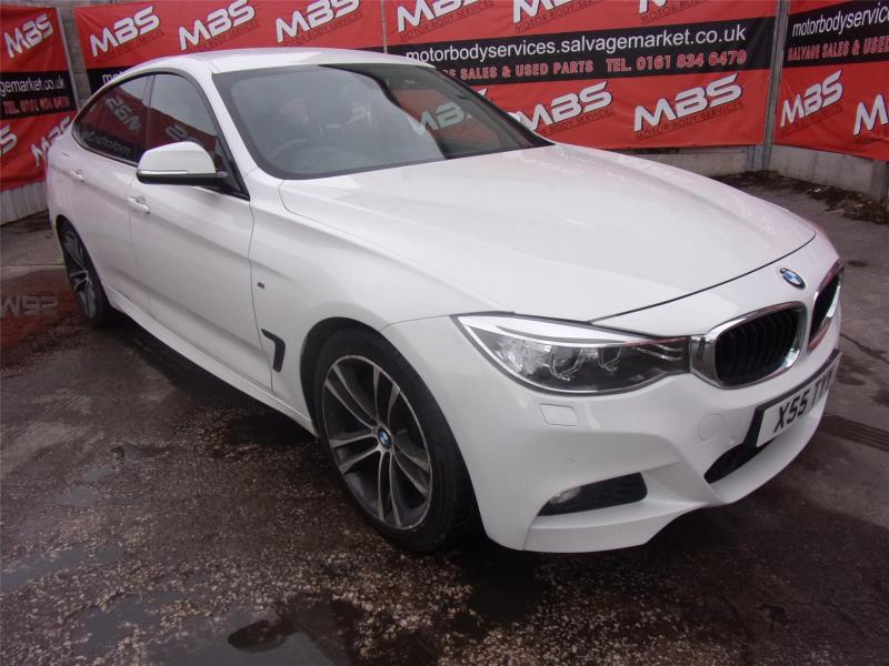 2014 BMW 3 SERIES 335D XDRIVE M SPORT GRAN TURIS 2993cc TURBO DIESEL AUTOMATIC 8 Speed 5 DOOR HATCHBACK
