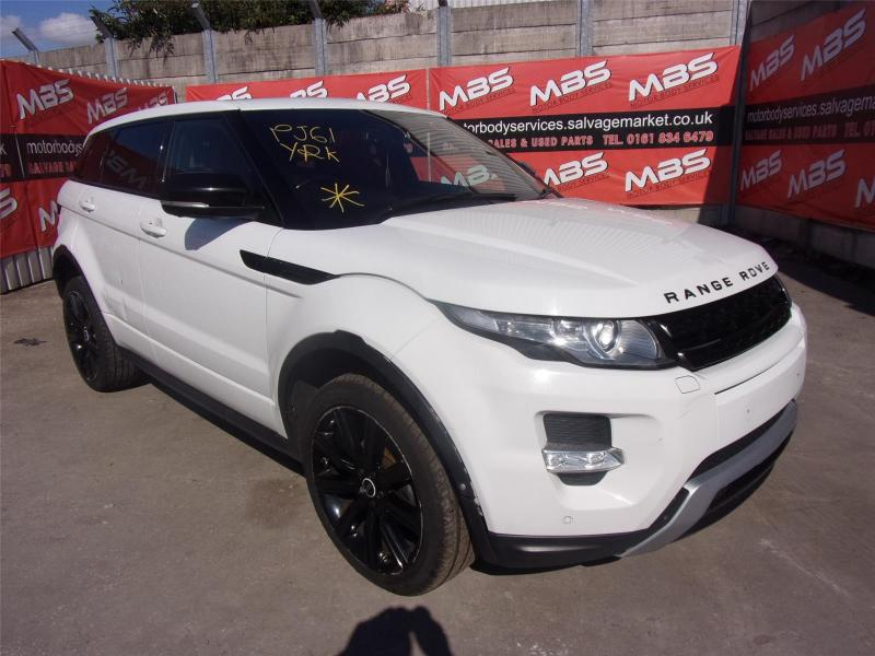 2012 LAND ROVER RANGE ROVER EVOQUE SD4 DYNAMIC LUX 2179cc TURBO DIESEL AUTOMATIC 6 Speed Estate