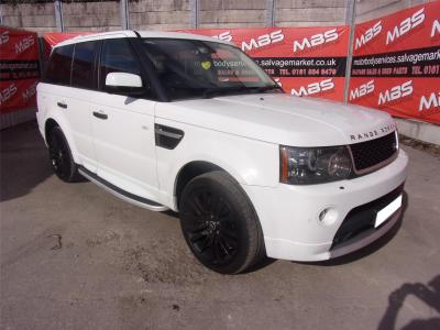 Image of 2011 LAND ROVER RANGE ROVER SPORT TDV6 HSE 2993cc TURBO DIESEL AUTOMATIC 6 Speed Estate