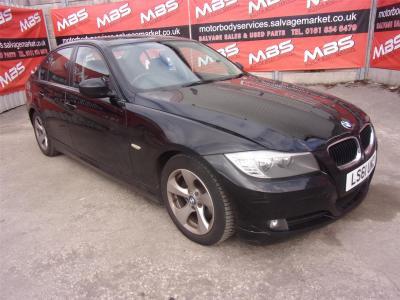 Image of 2011 BMW 3 SERIES 320D EFFICIENTDYNAMICS 1995cc TURBO DIESEL MANUAL 6 Speed 4 DOOR SALOON