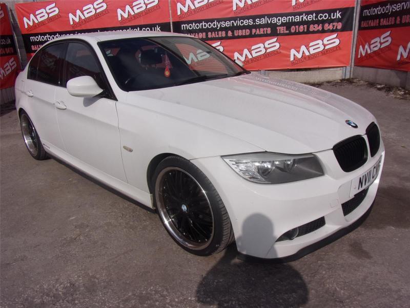 2011 BMW 3 SERIES 320D SPORT PLUS EDITION 1995cc TURBO DIESEL MANUAL 6 Speed 4 DOOR SALOON