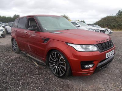 Image of 2014 LAND ROVER RANGE ROVER SPORT SDV6 HSE 2993cc TURBO DIESEL AUTOMATIC 8 Speed Estate