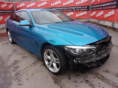 Image of 2019 BMW 4 SERIES 420I XDRIVE M SPORT GRAN COUPE 1998cc TURBO PETROL AUTOMATIC 8 Speed Coupe