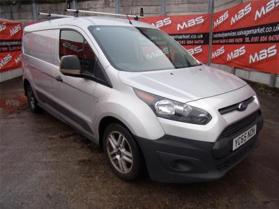 Image of 2016 FORD TRANSIT CONNECT 210 TREND P/V 1560cc TURBO DIESEL MANUAL 5 Speed PANEL VAN (INTEGRAL)