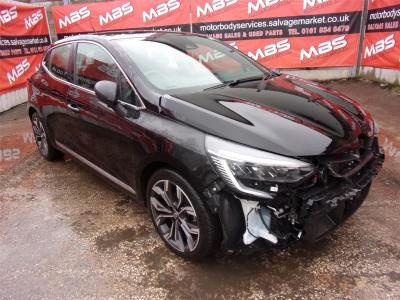 Image of 2021 RENAULT CLIO S EDITION TCE 999cc TURBO PETROL MANUAL 5 Speed 5 DOOR HATCHBACK