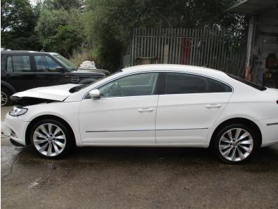 Image of 2013 Volkswagen Cc Gt Tdi Bluemotion Technology AUTOMATIC 1968cc Turbo Diesel Semi Auto 6 Speed 6 Coupe