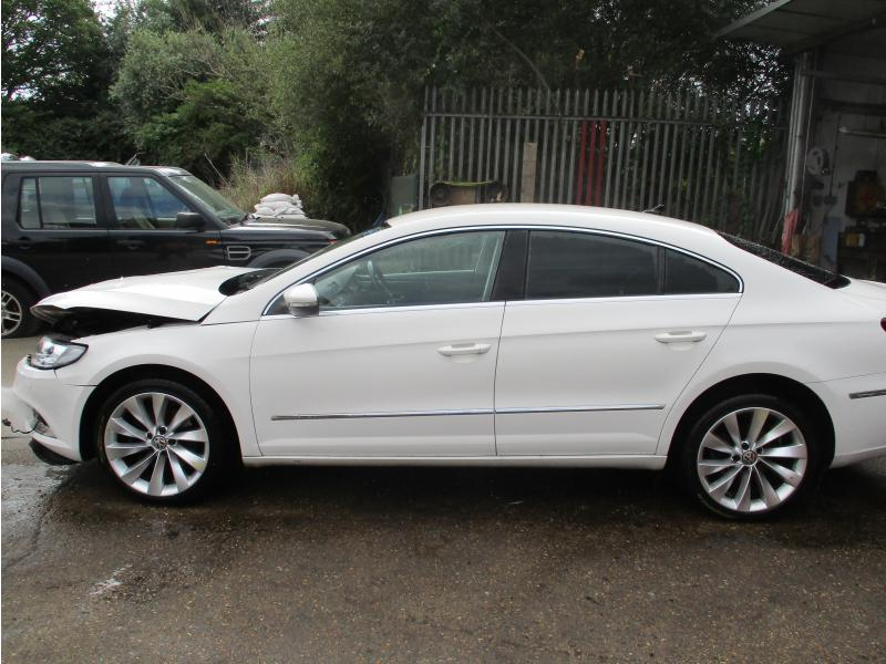 2013 Volkswagen Cc Gt Tdi Bluemotion Technology AUTOMATIC 1968cc Turbo Diesel Semi Auto 6 Speed 6 Coupe