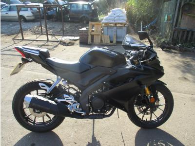 Image of 2020 Yamaha Yzf R125 124cc Petrol Manual 6 Speed 6 Motorcycle