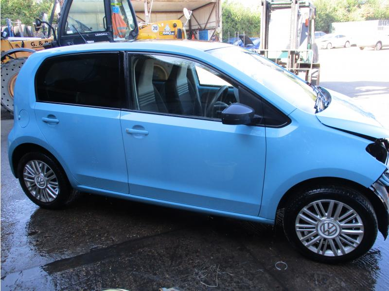 2017 Volkswagen Up Move Up 999cc Petrol Manual 5 Speed 5 Hatchback
