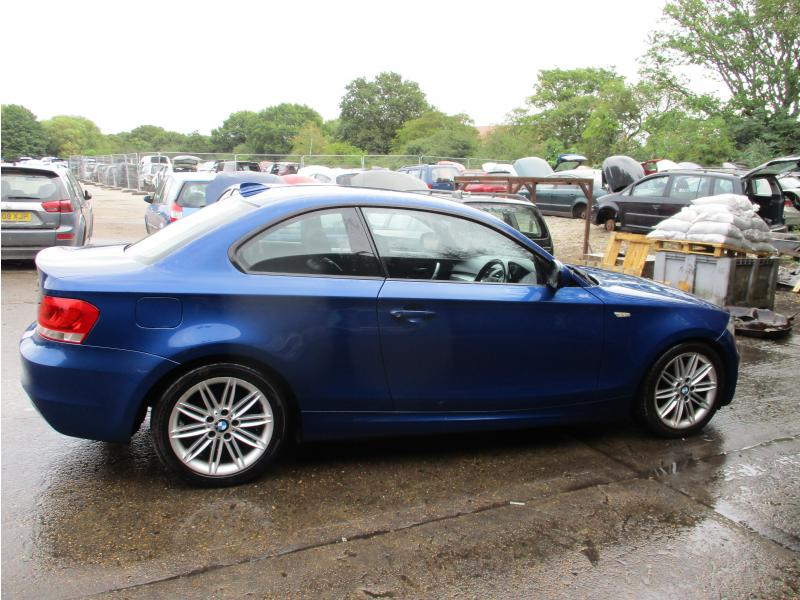 2013 Bmw 1 Series 118d M Sport 1995cc Turbo Diesel Manual 6 Speed 6 Coupe