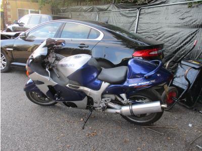 Image of 2000 Suzuki Gsx 1300 / 1298cc Petrol Motorcycle