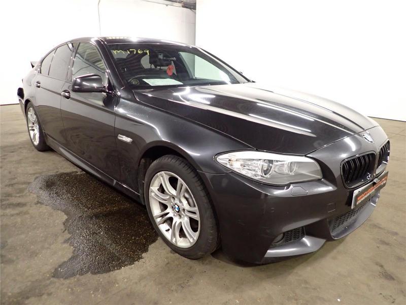 2011 BMW 5 SERIES 520D M SPORT 1995cc TURBO Diesel Automatic 4 DOOR SALOON