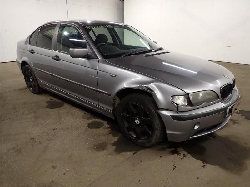 2003 BMW 3 SERIES 318I SE 1995cc Petrol Manual 5 Speed 4 DOOR SALOON