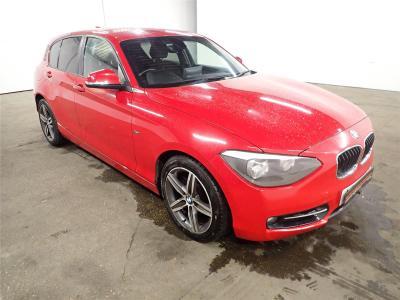 Image of 2011 BMW 1 SERIES 118I SPORT 1598cc TURBO Petrol Automatic 5 DOOR HATCHBACK