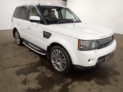 Image of 2012 LAND ROVER RANGE ROVER SPORT SDV6 HSE 2993cc TURBO Diesel Automatic 6 Speed Estate