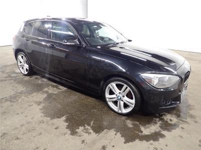 Image of 2013 BMW 1 SERIES 118D M SPORT 1995cc TURBO Diesel Manual 6 Speed 5 DOOR HATCHBACK