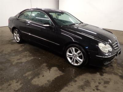 Image of 2008 MERCEDES CLK CLK220 CDI AVANTGARDE 2148cc TURBO Diesel Automatic 6 Speed Coupe