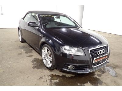 Image of 2012 AUDI A3 TDI S LINE 1968cc TURBO Diesel Manual 6 Speed Convertible