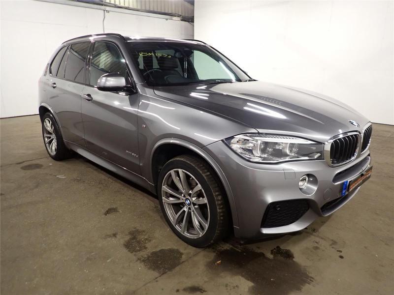 2018 BMW X5 XDRIVE30D M SPORT 2993cc TURBO Diesel Automatic Estate