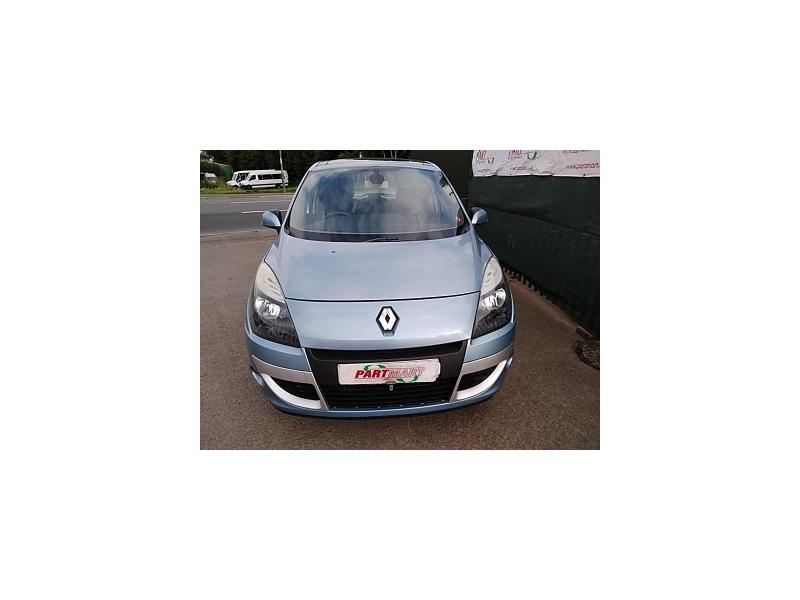 2009 RENAULT SCENIC DYNAMIQUE DCI 1461cc TURBO DIESEL MANUAL 6 Speed 5 DOOR MPV