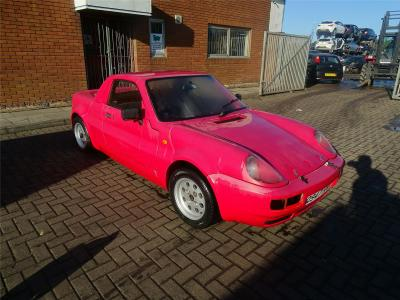 Image of 1993 GTM ROSSA IFIED 998cc PETROL MANUAL SPORTS