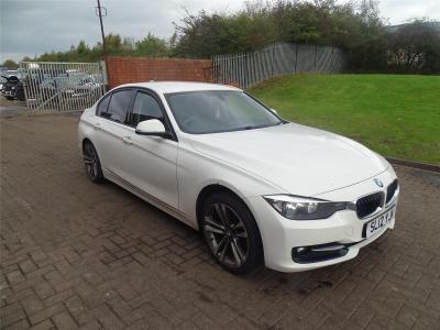 Image of 2012 BMW 3 SERIES 316D SPORT 1995cc TURBO DIESEL MANUAL 6 Speed 4 DOOR SALOON