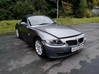 Image of 2008 BMW Z SERIES Z4 I SE ROADSTER 1995cc PETROL MANUAL 6 Speed CONVERTIBLE