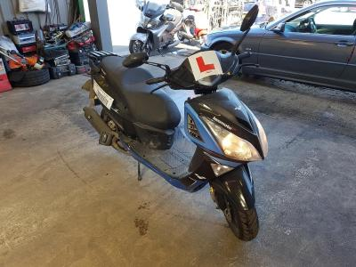 Image of 2020 LEXMOTO TITAN 125 ZN 125 125cc PETROL MOTORCYCLE
