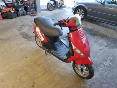 Image of 2002 PIAGGIO ZIP 49cc PETROL MOTORCYCLE