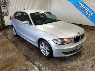 Image of 2009 BMW 1 SERIES 120D SE 1995cc TURBO DIESEL MANUAL 5 DOOR HATCHBACK