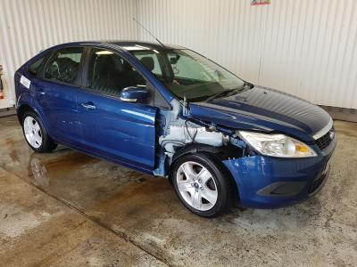 Image of 2010 FORD FOCUS STYLE 1596cc PETROL MANUAL 5 Speed 5 DOOR HATCHBACK