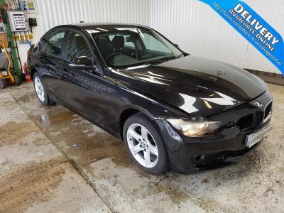 Image of 2012 BMW 3 SERIES 318D SE 1995cc TURBO DIESEL MANUAL 6 Speed 4 DOOR SALOON