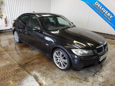 Image of 2008 BMW 3 SERIES 320D M SPORT 1995cc TURBO DIESEL MANUAL 6 Speed 4 DOOR SALOON