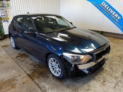 Image of 2013 BMW 1 SERIES 116D EFFICIENTDYNAMICS 1598cc TURBO DIESEL MANUAL 5 DOOR HATCHBACK