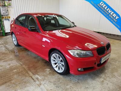 Image of 2008 BMW 3 SERIES 320D SE 1995cc TURBO DIESEL MANUAL 4 DOOR SALOON