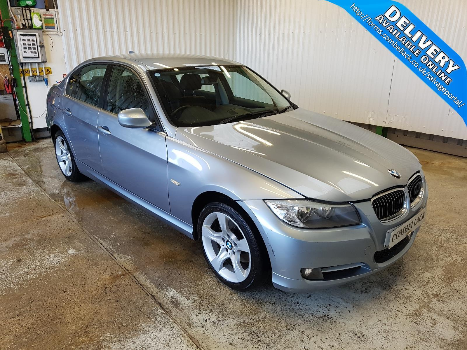 2011 BMW 3 SERIES 320D EXCLUSIVE EDITION 1995cc TURBO DIESEL AUTOMATIC 4 DOOR SALOON